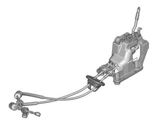 cable selec cbios c palanca peugeot 208 1.6 16v