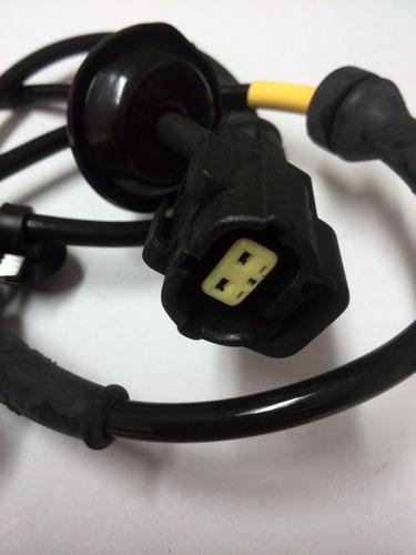 cable sensor cubo de rueda derecha aveo (cs002)