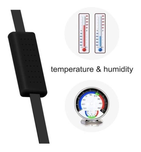 cable sensor de temperatura y humedad para broadlink rm4 pro