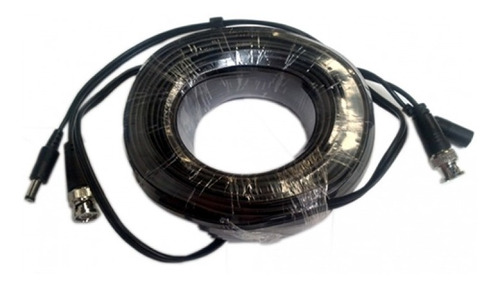 cable siames 20m camaras de seguridad cctv bnc video saxxon