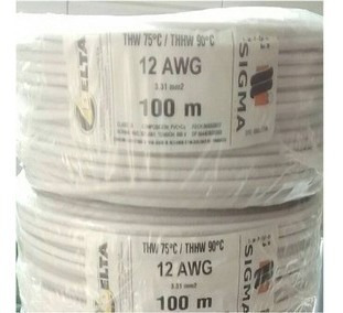 cable sigma 12 awg