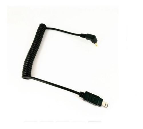 cable sincro rf-603 - n3 para nikon a 2.5
