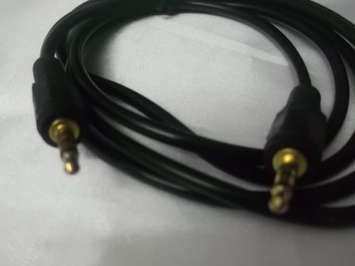cable sonido audio 3.5 macho celular 1 mt gio equiprogram