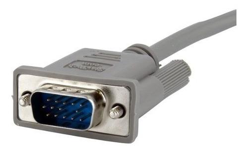 cable startech mxt101mm15 vga de 4.5m para monitor hd15