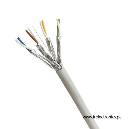 cable stp cat 6a solido lszh dixon 9060
