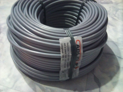 cable super plastico 2x6