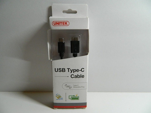cable sync y carga reversible usb 3.1 a usb type c unitek