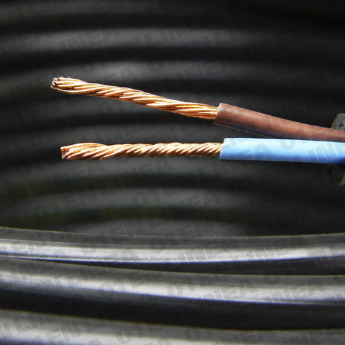 cable taller 2x1,5 mm tipo tpr bipolar alargue rollo 100mts