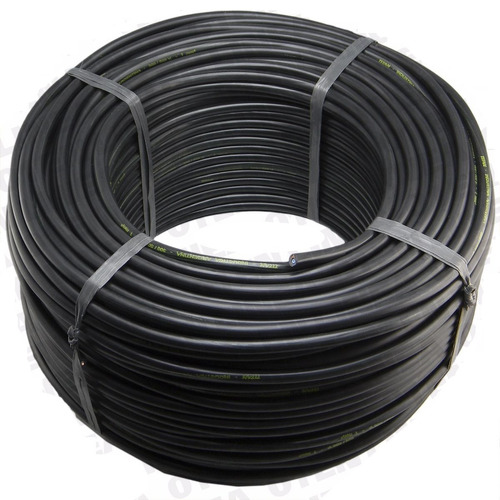 cable taller 2x2,5 mm tipo tpr tierra alargue rollo 50mts