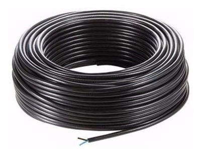 cable taller 3x1.5 mm tipo tpr x 100mts electricidad