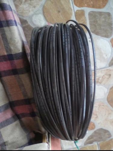 cable telefónico ramal interperie exterior