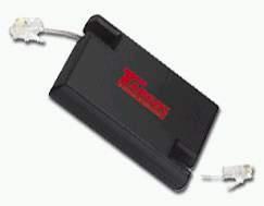 cable telefonico retractil targus para laptop