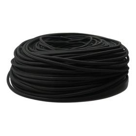 Cable Textil Negro X 50 Metros