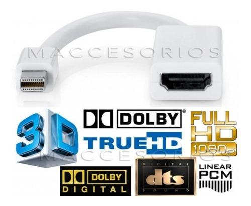 cable thunderbolt macbook pc mini displayport a hdmi mac