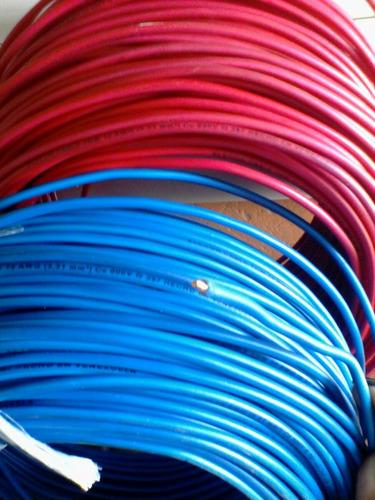 cable thw 12 elecon un solo pelo rigido