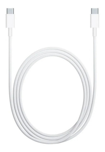 cable tipo c a tipo c - 2 m