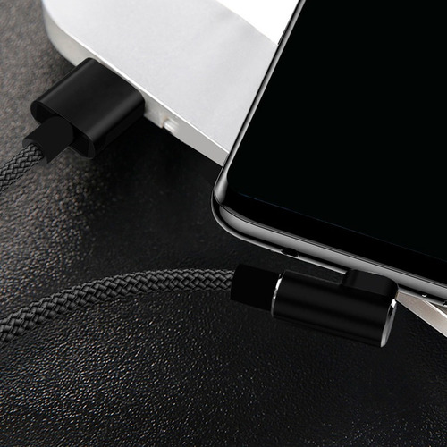 cable tipo c usb premium 2.4a moto g7 plus play galaxy s10