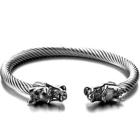 720626f9717d Cable Trenzado De Acero Elástico Ajustable Para Hombre Dr