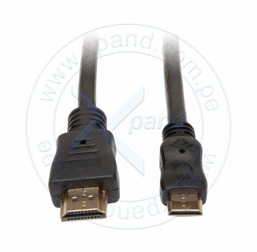 cable tripp-lite p571-006-mini, hdmi a mini hdmi con etherne