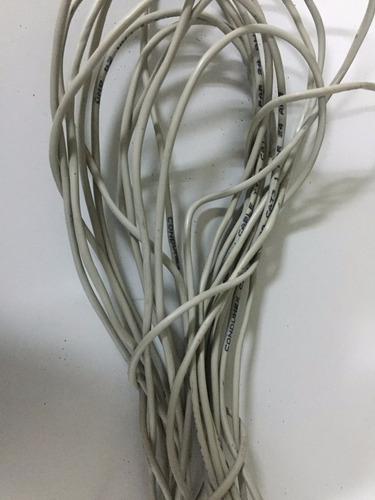 cable type cm 24wg 60°c c-ule201854etl 06 metros usados
