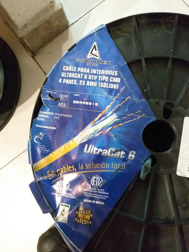 cable ultracat 6