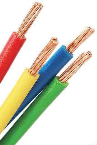 cable unipolar 2,5mm de 100 metro!!! grandes desc. por cant.