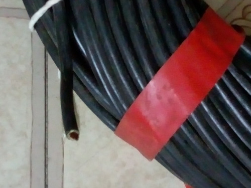 cable unipolar 6mm
