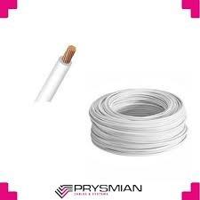 cable unipolar prysmian x100 mts - colores