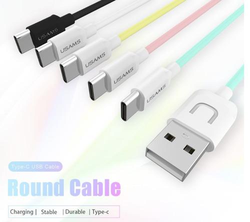 cable usams tipo usb a tipo c macbook, nexus,