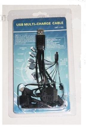 cable usb 10 en 1: ipod, sony, samsung, lg, etc.