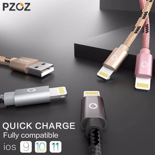 cable usb 100% original celular apple iphone 5 6 6s 7 plus
