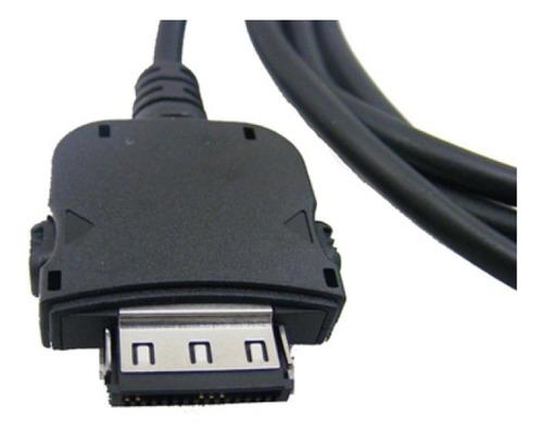 cable usb 2 en 1 cargador palm treo 600 180 - factura a / b