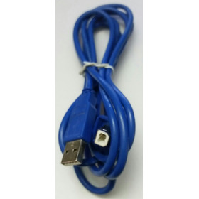 Cable Usb 2.0 Impresora Escaner Hp, Epson, Canon 1.7 M