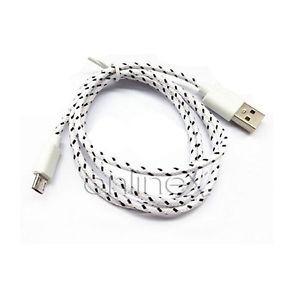 cable usb 2.0 para micro de 5 pines de datos v8