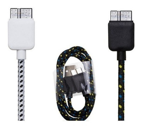 cable usb 3.0 a micro usb samsung galaxy note 3 / n9000...