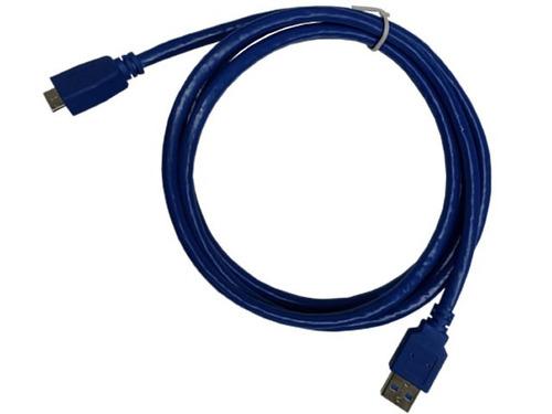 cable usb 3.0 para disco externo nisuta ns-camius32 1.8 m