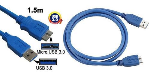 cable usb 3.0 tipo original para discos duros externos