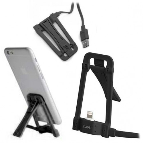 cable usb a lightning con base iphone 5 - 6