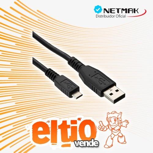cable usb a tipo c 1.5m c99 - netmak