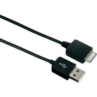 cable usb a wm-port genérico para reproductores sony walkman