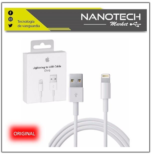 Apple Lightning To Usb Cable 2m Md819zma: Cable Usb Apple 2m Lightning Md819zm/a Original Caja Sellada - U$S rh:articulo.mercadolibre.com.ec,Design