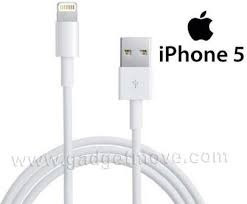 cable usb apple iphone 5/5s/6/6 plus/7/7 plus 1m lightning