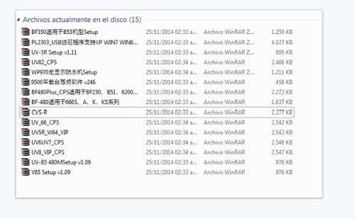 cable usb baofeng de programación para radio uv-5r +cd w01