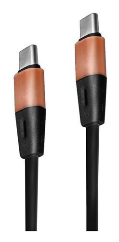 cable usb c a usb c 3.1 usb c macbook pc tablet celular 1m