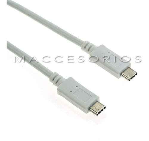 cable usb c a usb c 3.1 usb c para las macbook 2 metros