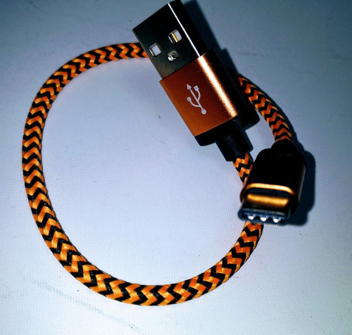 cable usb c-usb3.0 blu vivo xl mactelefono power bank 20cm