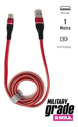 cable usb carga rápida samsung j1 j2 j3 j4 j5 j6 j7 j8 prime