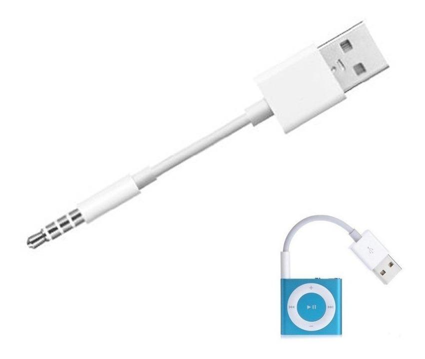 754d948d260 Cable Usb Cargador iPod Shuffle 3ra & 4ta Generación - S/ 22,00 en Mercado  Libre