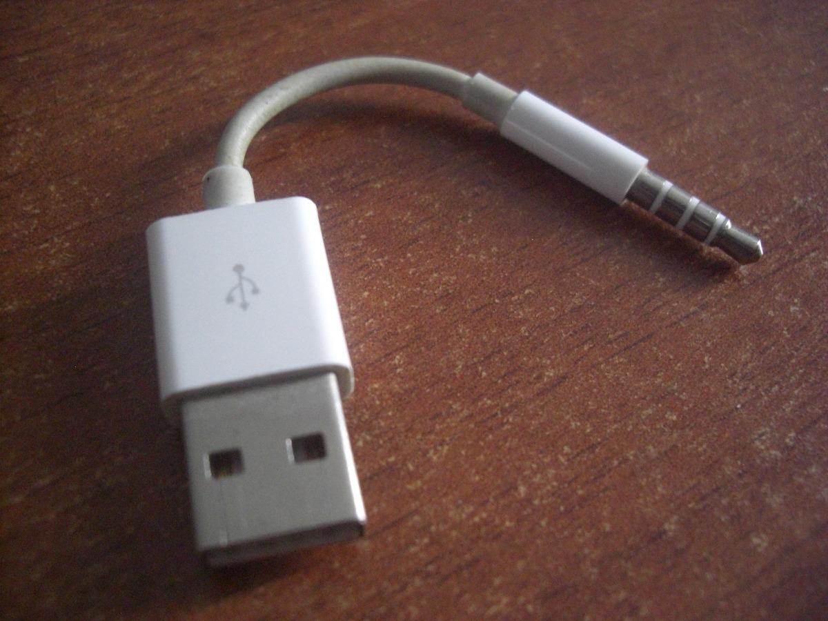 55e172b6d95 Cable Usb Cargador (original) iPod Shuffle - Bs. 4.500,00 en Mercado ...
