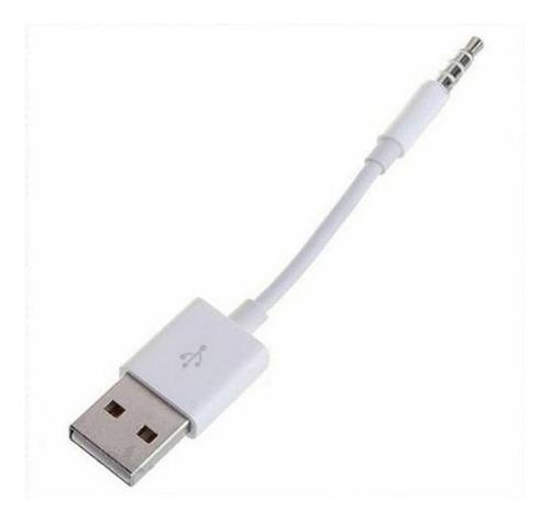 cable usb cargador y datos para ipod shuffle nuevo tienda